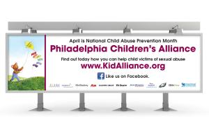 2012 national child abuse awareness month outdoor board